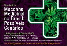 Debates e palestras sobre maconha medicinal