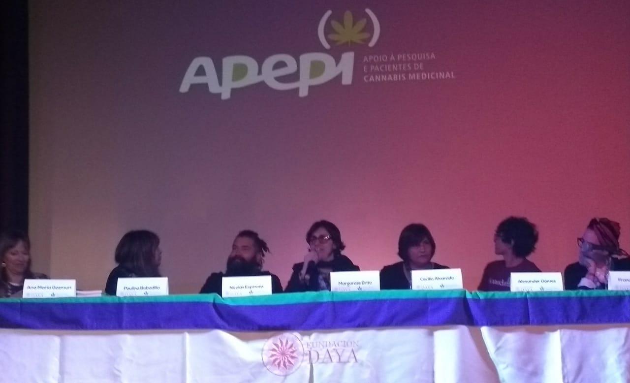 Seminario Internacional Maconha Medicinal Chile