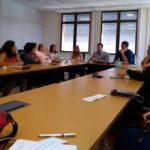 Participação no Comitê Estadual de Direitos Humanos e doenças raras.